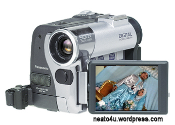 panasonic nv-gs33